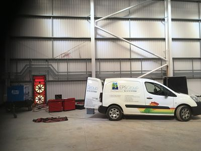Commercial Air Tightness Test Stafford