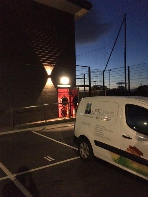 Commercial Air Test Leisure Centre, Preston, Lancashire