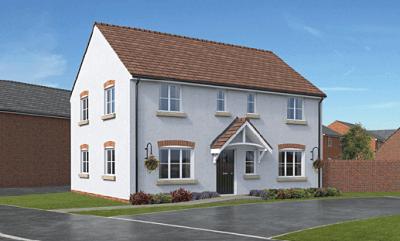 Air Pressure Testing New Dwellings in Kingstone Herefordshire
